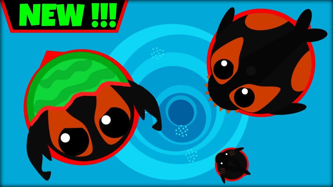 Mope Io Volcanic Ocean Animals All Animal Ideas Mope