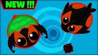 Mope.io Volcanic Ocean Animals | All Animal Ideas | Mope.io New Update Mope.io