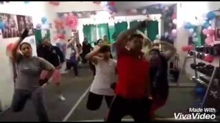 Aerobic at My-Spartans unisex gym sendhwa