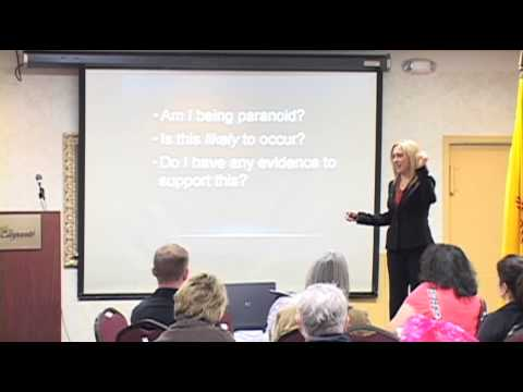 Challenging Your Negative Thoughts