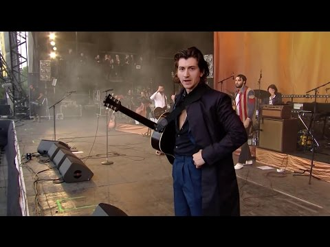 The Last Shadow Puppets - Totally Wired @ T in the Park 2016 - HD 1080p