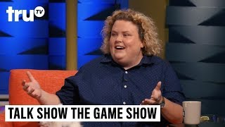Talk Show the Game Show - Fortune Feimster's Sarah Huckabee Sanders Impression | truTV