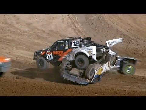 Off Road Racing Series - Wild Horse Pass - 2018 - Crash Compilation