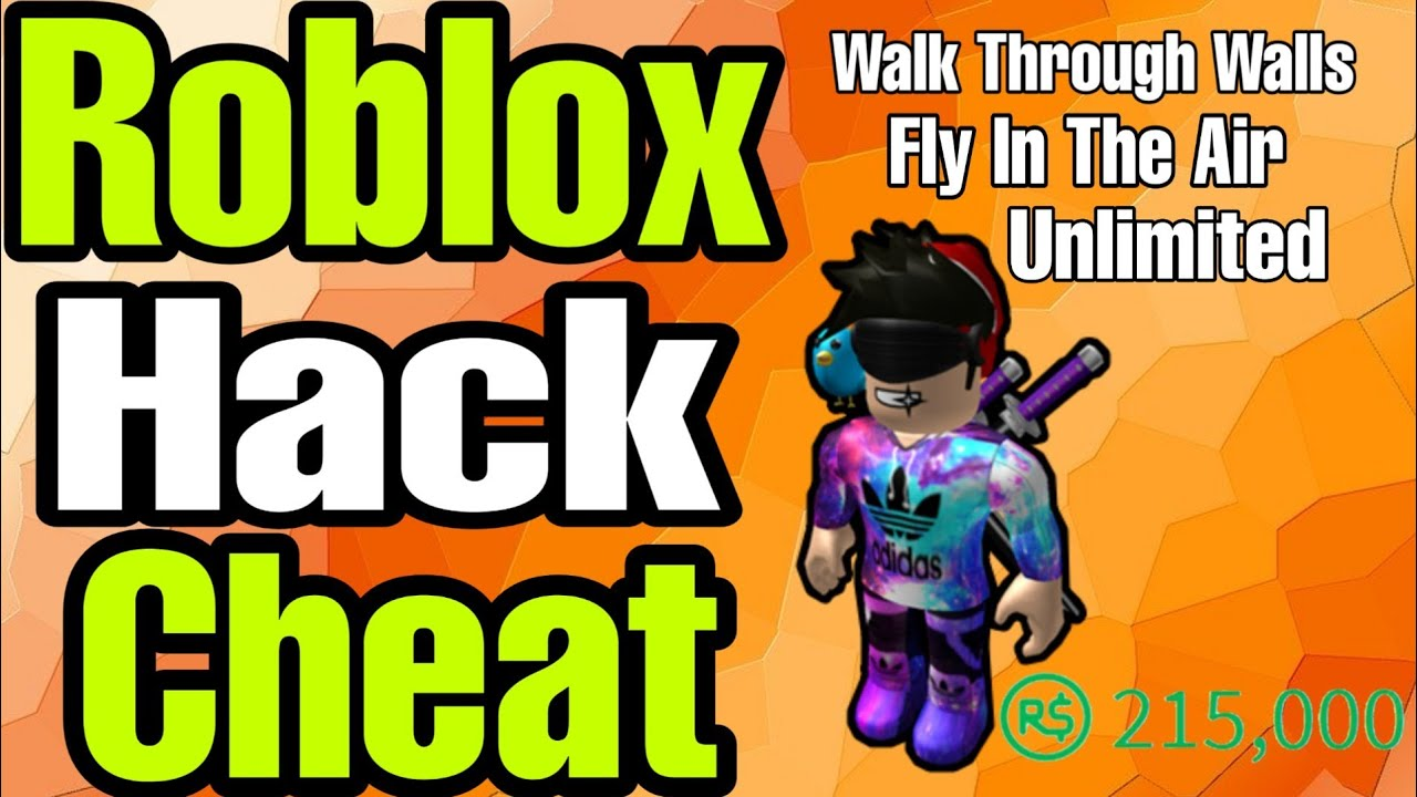 Roblox Hack Cheat Mod Flying Mode Walk Through Walls Explode