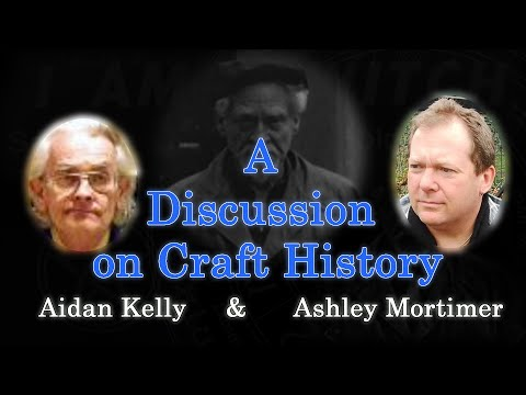 Discussing Craft History w/Guests: Aidan Kelly and Ashley Mortimer