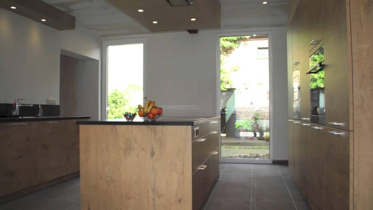 Keukens de abdij klanten getuigen familie van de pitte youtube - Eilandjes van keuken ...