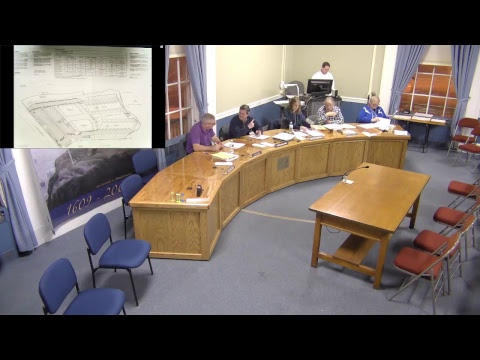 City of Plattsburgh, NY Meeting  1-16-18