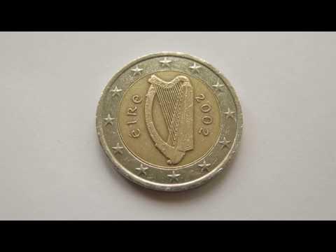 2 Euro Coin :: Ireland 2002