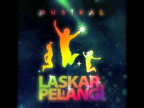 Musikal Laskar Pelangi - Salam perpisahan (Hilmi Faturrahman)