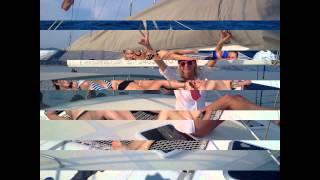 Blue Magic Cat catamaran - Port Olimpic, Barcelona