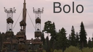 An Arma 2 movie | Bolo, The Ultra Tank