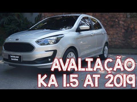 Avaliacao Ford Ka 1 5 Se Plus Automatico 2019 Novo Cambio Da