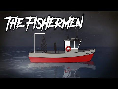The Fishermen - Scary Horror Story Animated