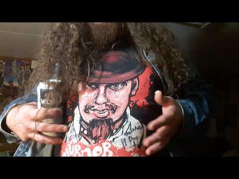 GG Allin beer video