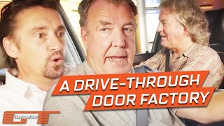 The Grand Tour: China's Drive Through Door Factory