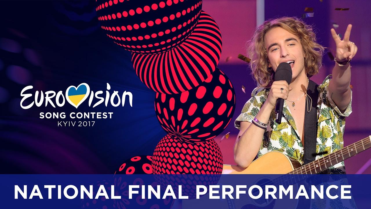 Αποτέλεσμα εικόνας για spain eurovision 2017