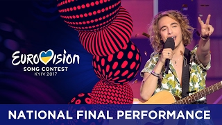 Manel Navarro - Do It For Your Lover (Spain) Eurovision 2017 -National Final Performance