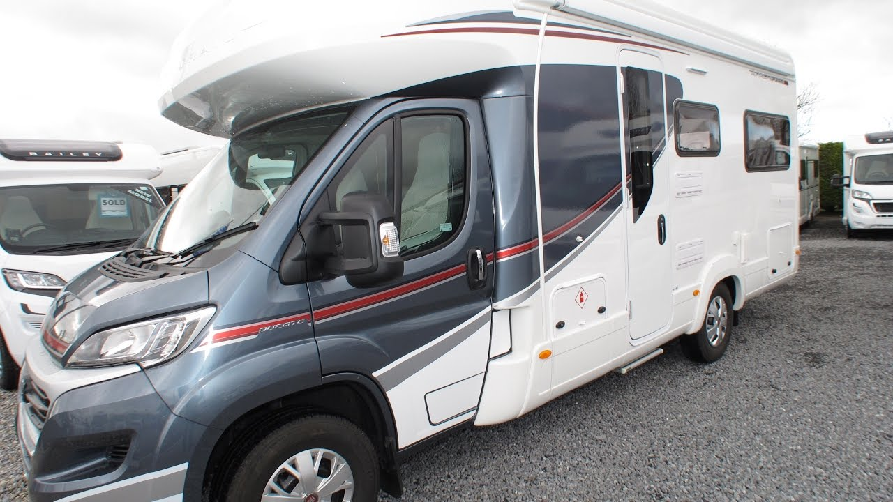 Excellent 2016 Autotrail Apache 634 - YouTube