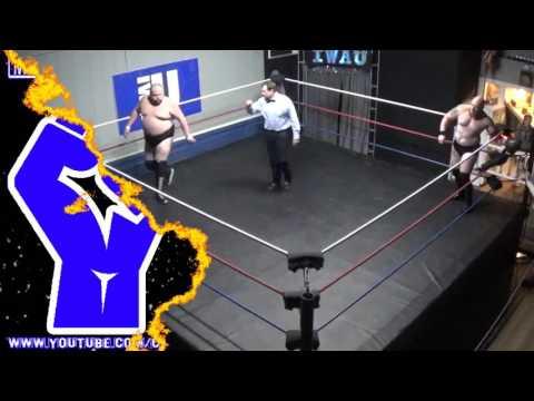 IWAU Uprising Ep. 12- independent wrestling- defend indy wrestling- iwau- iwa- wwe-tna