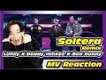 [KoreanReaction] Soltera Remix - Lunay X Daddy Yankee X Bad Bunny ( Video Oficial )