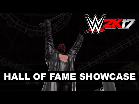 WWE 2K17 Hall Of Fame Showcase DLC Is Live