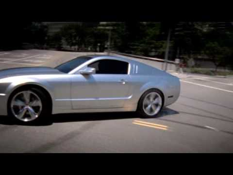 Iacocca Mustang Madness Youtube