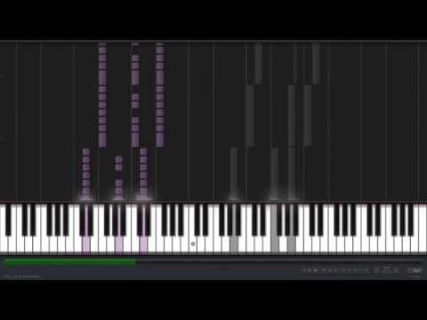 From Shadows (Full Version) - RWBY Piano Cover/Tutorial