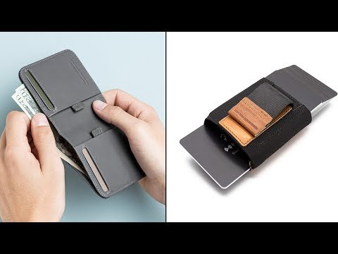 955a1a079d45 12 Best Wallets 2018 - Slim Wallets You can buy on Amazon #05 - YouTube