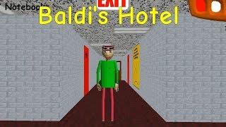 Baldi's Hotel - Baldi's Basic Mod