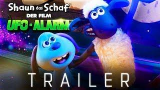 SHAUN DAS SCHAF - DER FILM: UFO ALARM Trailer 2 Deutsch | Ab 26. September 2019 im Kino!