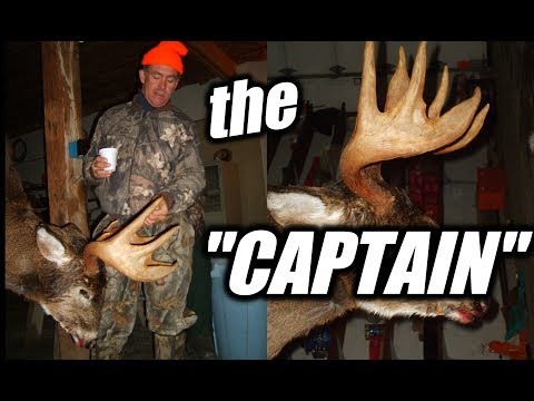 "The BEST Deer Hunting Story Ever! (""THE CAPTAIN"")"