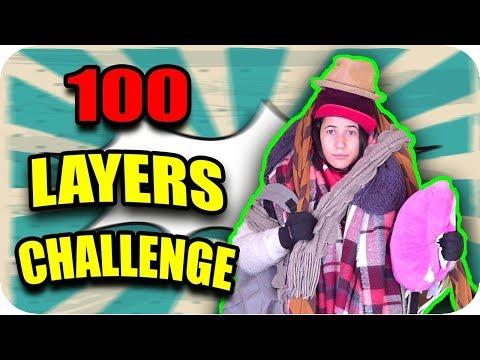 100 LAYERS CHALLENGE