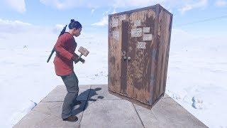 Rust - Новые правила Шкафа! Нужен только один!