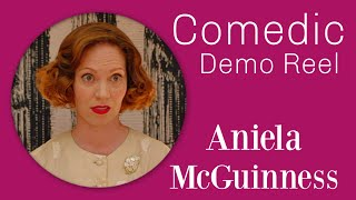 Comedic Acting Demo Reel-Aniela McGuinness