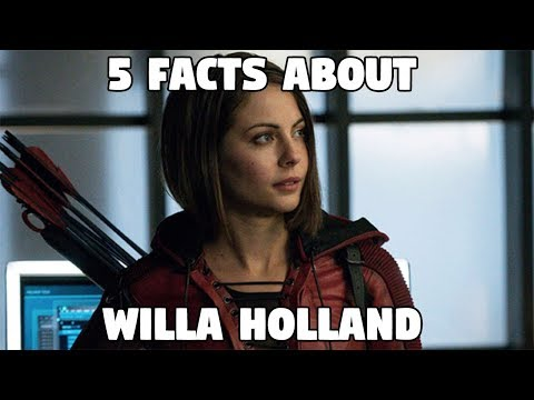 5 Facts About Willa Holland Thea Queen