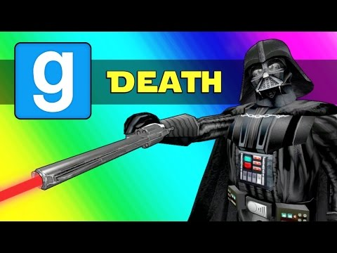 Thumbnail: Gmod Deathrun Funny Moments - Star Wars Stormtrooper Tryouts! (Garry's Mod Sandbox)