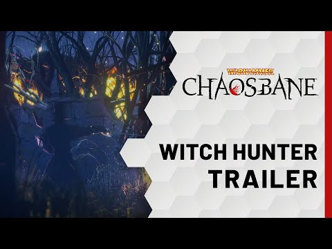 Warhammer: Chaosbane - Witch Hunter Trailer