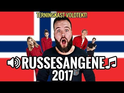 JEG HØRER PÅ ÅRETS RUSSELÅTER 2017!