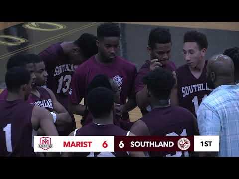 Southland College Prep vs. Marist | High School Boys Basketball | 11/27/2019