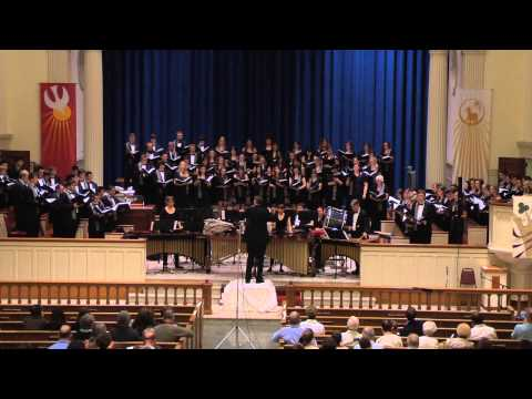 Letters from Gettysburg - A Choral Concert - filmed in the Chapel of Gettysburg College