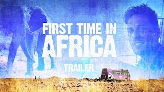 First Time In Africa: Backpacking From Cape Town To Victoria Falls [Travel Documentary Trailer]