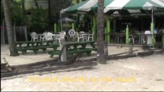 Carib Beach Bar & Area, Barbados