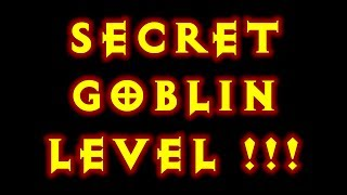 Diablo 3 Goblin Secret Level PTR 80+ Million gold T6 !!!!