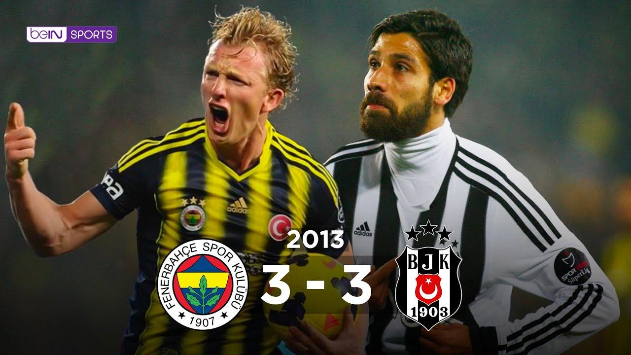 30.11.2013 | Fenerbahçe-Beşiktaş | 3-3