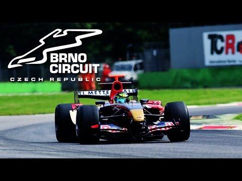 Ingo Gerstl - F1 STR1 - Toro Rosso - Automotodrom Brno 2.7.2015