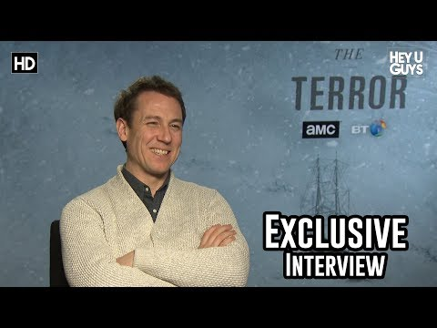 Tobias Menzies on the chilling adventure at the heart of The Terror - Exclusive Interview
