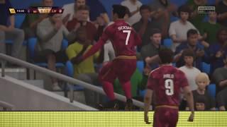 @FVPASpain @RealZaragoza  @LivornoCalcio  Scr3am Highlights Pro CLub FIFA 18  15-19/03/2018