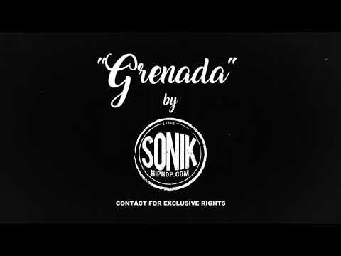 """Grenada"" 2017 Hip Hop Rap Beat Instrumental [SonikHipHop.com]"