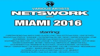 Various Artists - Miami 2016 /Electro House Dance Music Megamix. HQ