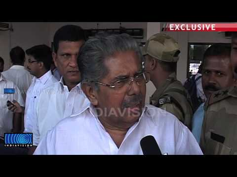 Vayalar Ravi respond on Antony's comment